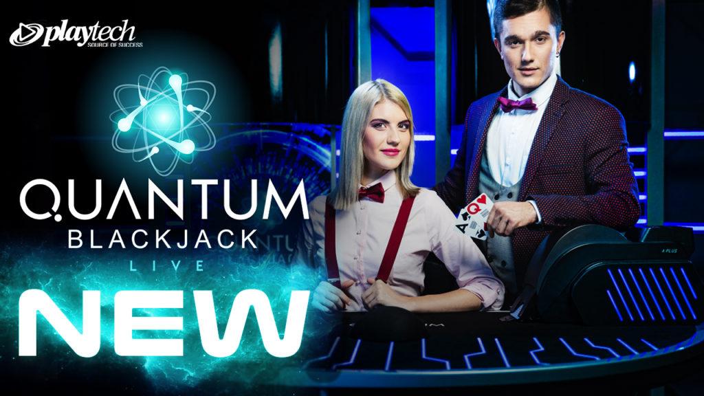 Quantum Blackjack Live