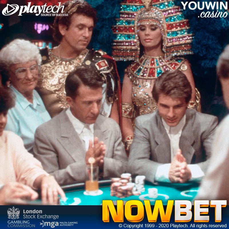ฉาก Casino ในภาพยนต์ Rain Man (1988)