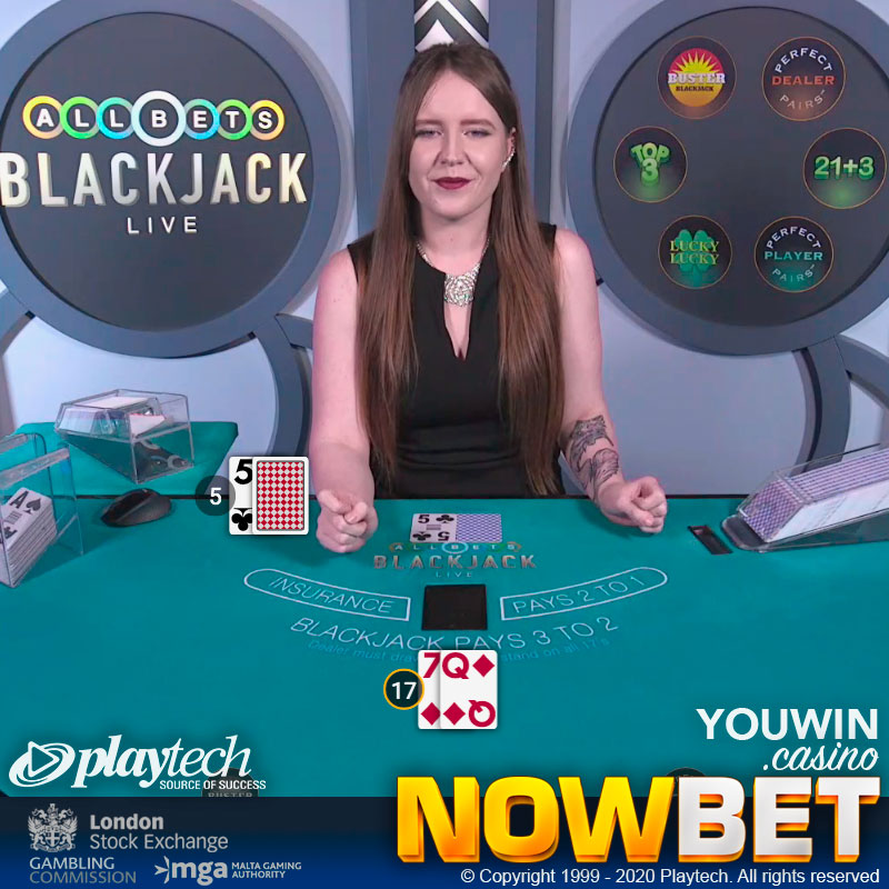 Play Online Blackjack on a Single-seats Table to Get Your Privacy and Concentration (เล่นแบล็คแจ็คออนไลน์)